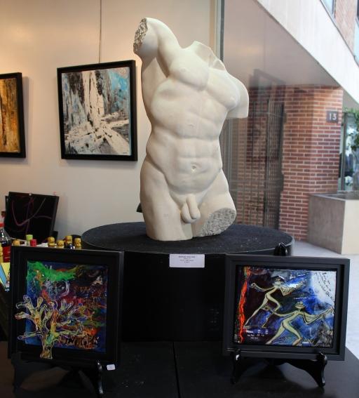 Exposition dans la Gallerie Thuillier de Paris
