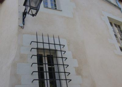 Renovation de façade à Nantes